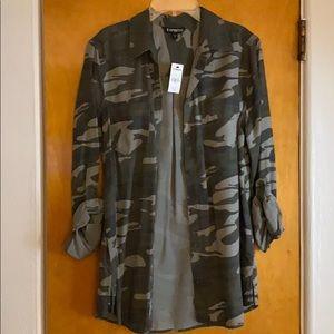 New Camo military shirt